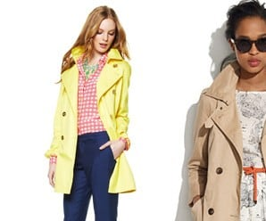 10 Tips for Picking the Perfect Trench Coat